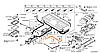 Проводка / кабель силовой батареи (литий-ионного аккумулятора) Nissan Leaf ZE0 (10-13) 295G0-3NA1A