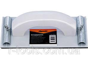 Сеткодержатель 230 х 105 мм пластиковый с зажимами SPARTA 758475
