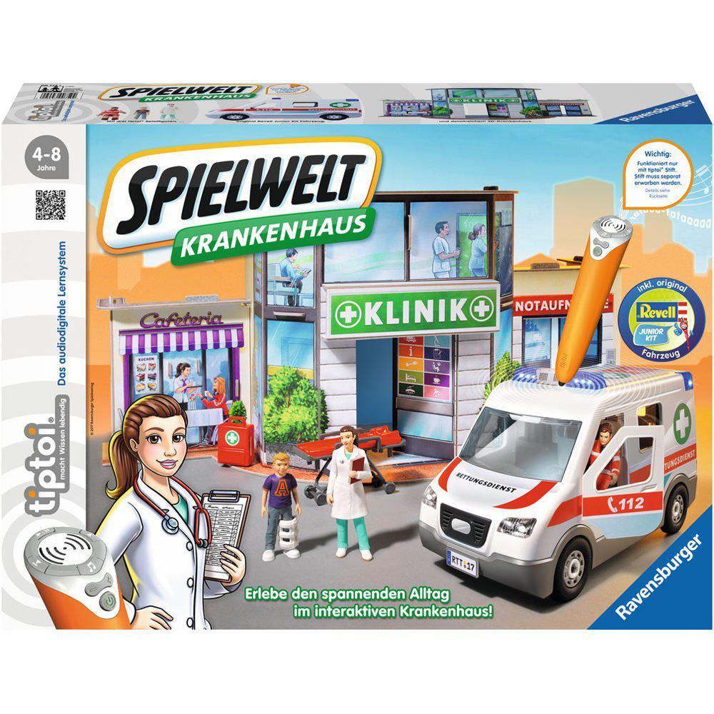 Ravensburger 00772 - Игровая больница