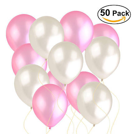 NUOLUX - Воздушные шары 50 шт., фото 2
