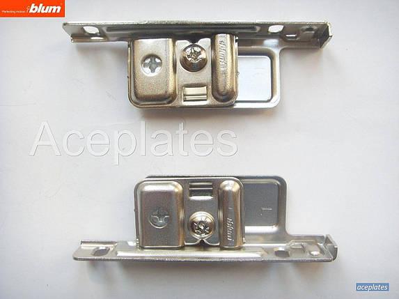 Blum Drawer - Передние крепежные скобы, фото 2