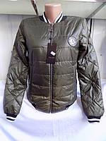 Куртка женская на манжете весна-осень 128 (цвет хаки) оптом