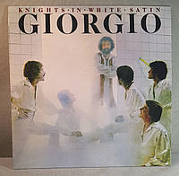 CD диск Giorgio Moroder - Knights In White Satin