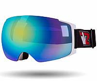 Горнолыжная маска HB IV2 Ionized / Magnetic White Frame