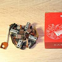 Щеточный узел стартера (железный корпус) дв.406,405 редукторный стартер (пр-во КАТЭК,Россия)