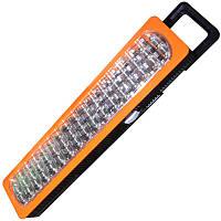 Светильник аварийный аккумуляторный 51 LED: YJ-6819. Полноценное освещение комнаты и рабочего места.., фото 1