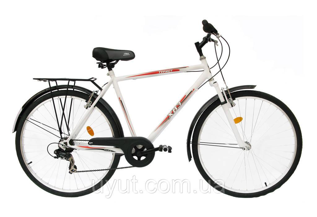 """Велосипед 28"""" ТУРИСТ, модель 48 BA SH"""