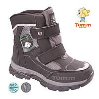 Сноубутсы для мальчиков от фирмы Tom m(31-38)