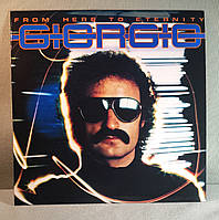CD диск Giorgio Moroder - From Here To Eternity, фото 1