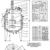 Реактор фармацевтический RF-500