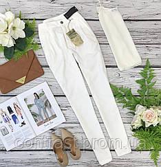 Классические белоснежные брюки от MANGO  PN1835099