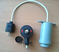 Замки и ключи электромагнитной блокировки ЭМБЗ и ЭМК, фото 1