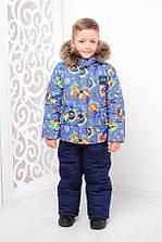 Комплект «Мальчик», принт/2 зима с 24 по 30 размер