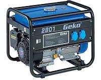Бензиновый генератор Geko 2801 E-A/MHBA, 2.5 кВт