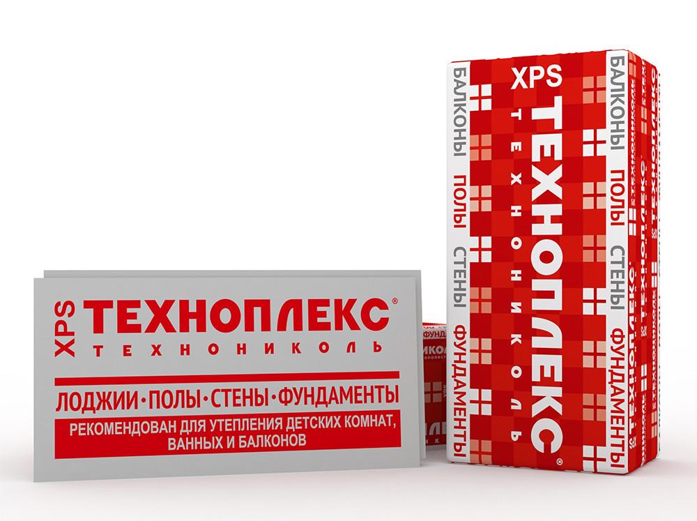 Экструдированный пенополистирол ТЕХНОПЛЕКС (ТехноНИКОЛЬ)