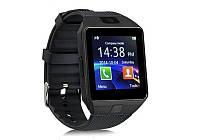 Умные часы Smart Watch UWatch DZ09 Black (hub_eTSq79726_my)