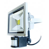 Галогенный светодиод 30W холодный KD1223 Уличный фонарь, фото 2