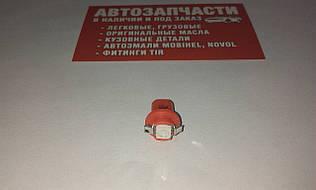 Патрон щитка приборов 24V диод желтый