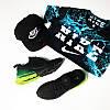 "Мужские кроссовки Nike Air Max 270 ""Black/Green"" (Найк Аир Макс) черные, фото 2"
