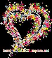 Дизайнерские наклейки Романтик