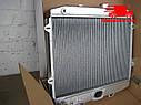 Радиатор водяного охлаждения УАЗ 452, 469 (2-х рядн.) (покупн. Пекар). 3741-1301010. Ціна з ПДВ. , фото 2