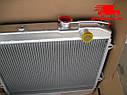 Радиатор водяного охлаждения УАЗ 452, 469 (2-х рядн.) (покупн. Пекар). 3741-1301010. Ціна з ПДВ. , фото 3