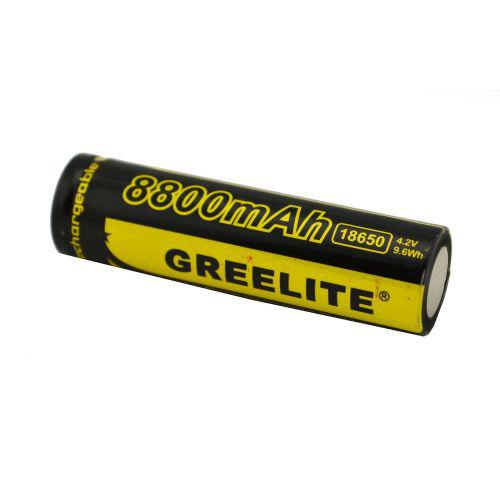 Аккумулятор Li-Ion GREELITE 18650 8800 mAh 4.2V