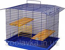 Клетка для грызунов Шиншилла-60 47 х 56.5 х 40 см краска