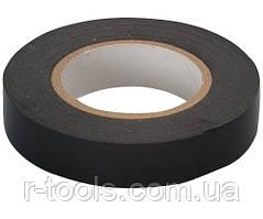 Изолента ПВХ 15 мм х 10 м черная Сибртех 88788