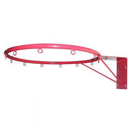 Кольцо баскетбольное усиленное Newt 450 мм, фото 2