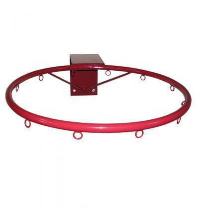 Кольцо баскетбольное усиленное Newt 450 мм, фото 3