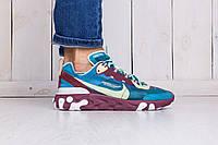 Мужские кроссовки сетка Nike undercover  (найк аир макс)  (реплика), фото 1