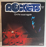 CD диск Rockets - On The Road Again , фото 1