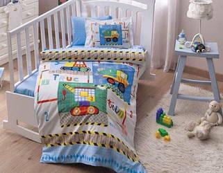 Постельное белье для новорожденных TAC (Турция)