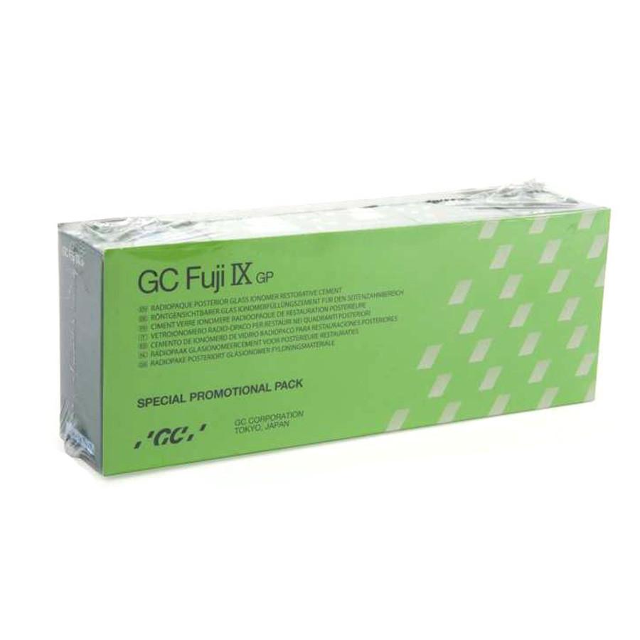 Fuji IX special promotional pack (Фуджи 9 спешл пак), набор 5 флаконов, стеклоиономерный цемент, GC