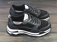 Черные кроссовки Lonza , фото 1