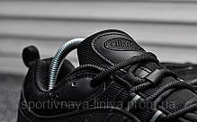 Кроссовки мужские черные Nike Air Max 98 Supreme Triple Black (реплика), фото 3