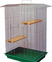 Клетка для грызунов Шиншилла-Люкс 85 х 56.5 х 40 см