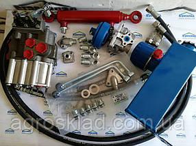 Комплект гидравлики на мотоблок/минитрактор с распределителем Р80-3/1-22
