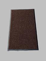 """Грязезащитные коврики для дома """"Поляна"""" коричневый 90х120см, фото 1"""