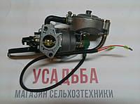 Карбюратор газовый на генератор 177F  для бензинового мотоблока