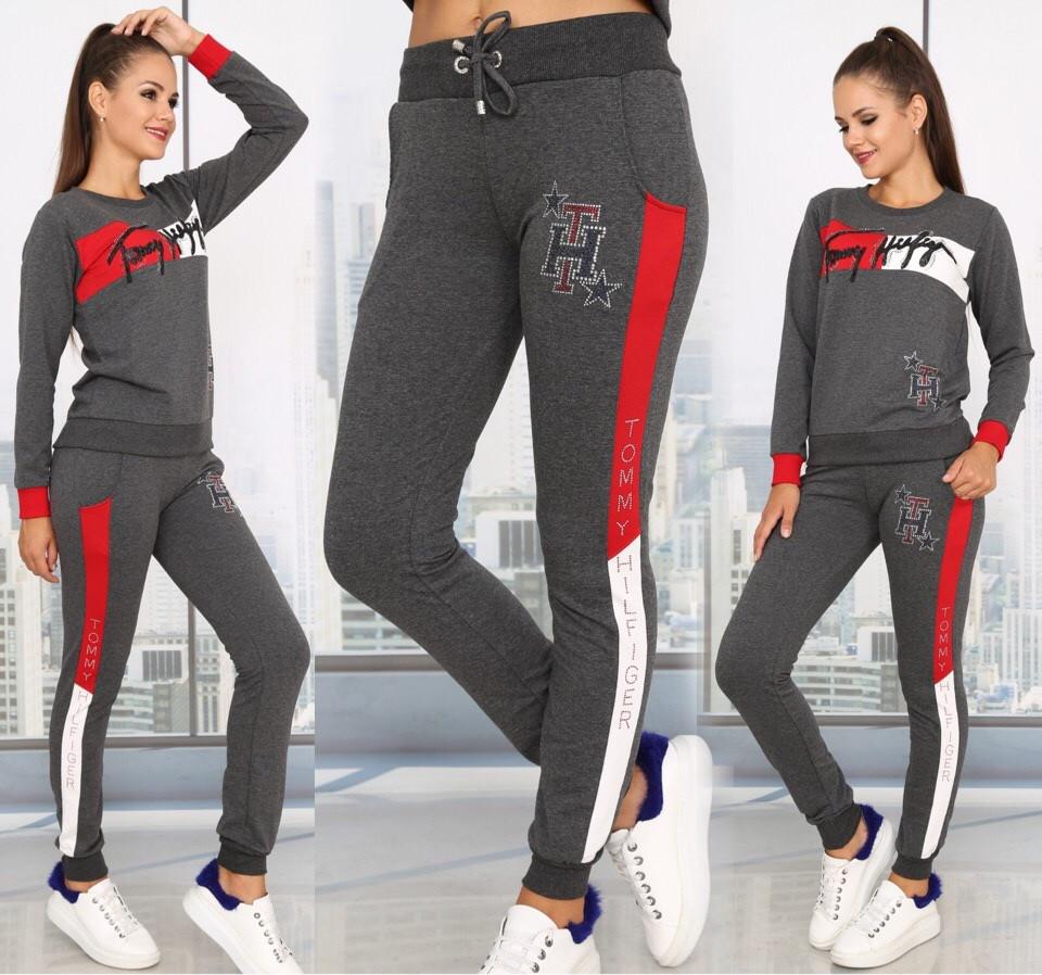 94d957b02552 Модный спортивный костюм женский Турция 2018 - Интернет-магазин