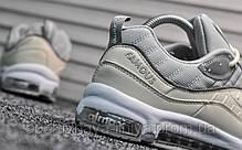 Кроссовки мужские белые Nike Air Max 98 Supreme Milk (реплика), фото 2