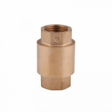 "Обратный клапан SD FORTE с латунным штоком 1"" SF240W25, фото 2"