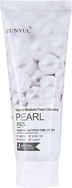 Пенка для умывания с экстрактом жемчуга EUNYUL Pearl Foam Cleanser - 150 мл