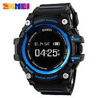 Skmei Innovation Blue (Безкоштовна доставка) смарт годинник з пульсометром