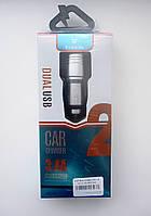 Автомобильные зарядные устройство dekkin dk-19 micro 2usb/3.4А