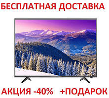 Телевизор 32″ SMART TV, T2, Оriginal size LED ЖК дисплей Full HD Wi-Fi