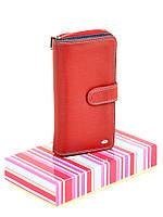 Женский кошелек Rainbow W21-17 red, фото 1