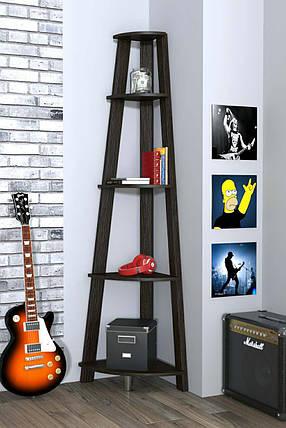 Стеллаж офисный угловой L-180 TM Loft design, фото 2